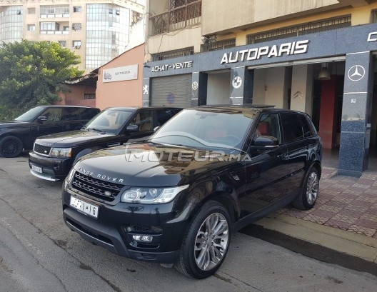 LAND-ROVER Range rover sport 3.0l occasion