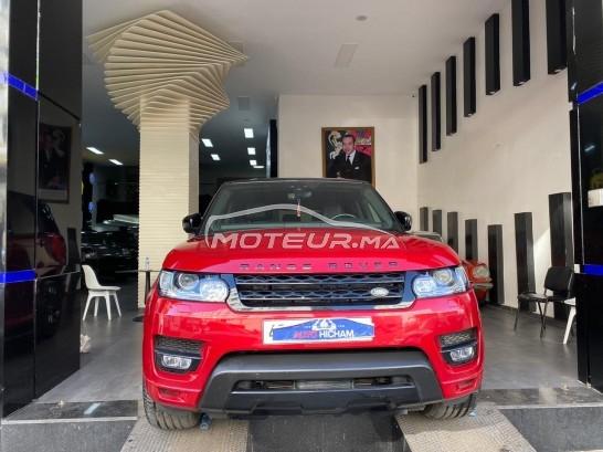 سيارة في المغرب LAND-ROVER Range rover sport V6 - 295319
