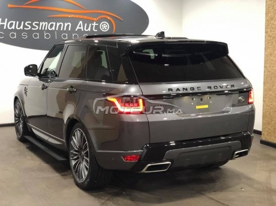 LAND-ROVER Range rover sport Autobiography occasion 738224