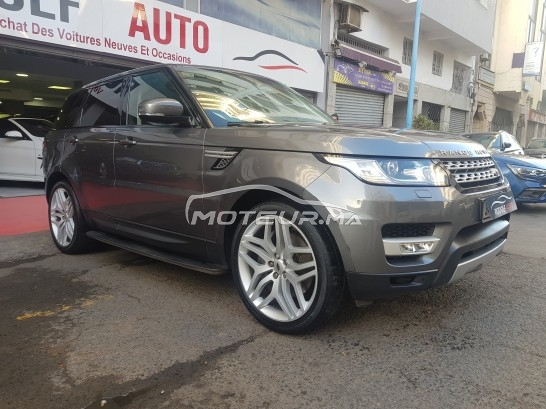 LAND-ROVER Range rover sport occasion 947304