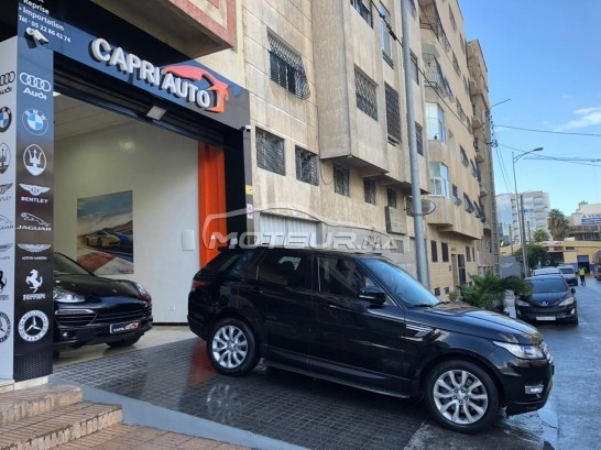 LAND-ROVER Range rover sport occasion 612176