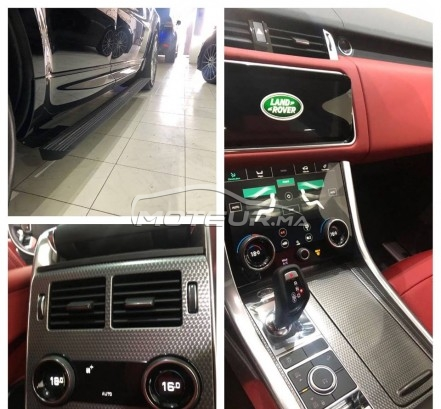 LAND-ROVER Range rover sport occasion 556650