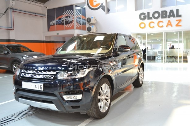 LAND-ROVER Range rover sport Hse v6 occasion 710496
