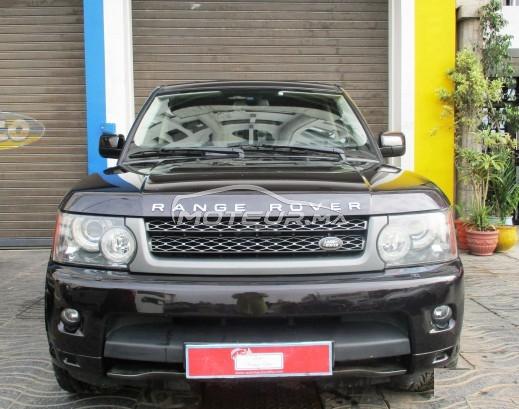 Acheter voiture occasion LAND-ROVER Range rover sport au Maroc - 351250