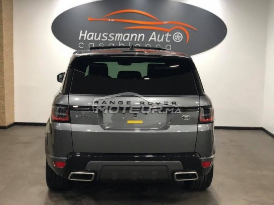 LAND-ROVER Range rover sport Autobiography occasion 738223