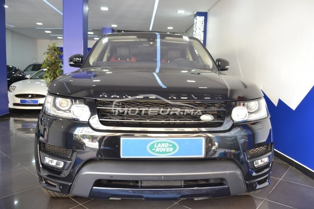 LAND-ROVER Range rover sport Autobiography occasion 998278