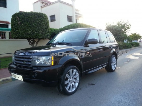 land rover range rover sport hse 2006 diesel 156109 occasion rabat maroc. Black Bedroom Furniture Sets. Home Design Ideas