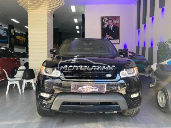 Voiture Land rover Range rover sport 2014 à casablanca  Diesel  - 12 chevaux
