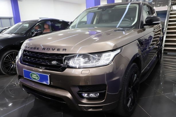 LAND-ROVER Range rover sport occasion 1204789