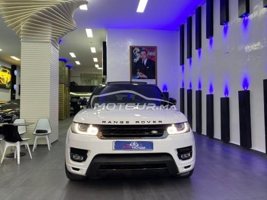 سيارة في المغرب LAND-ROVER Range rover sport V6 - 291886