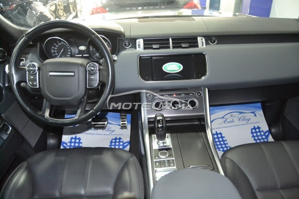 LAND-ROVER Range rover sport Finition autobiography occasion 1019171