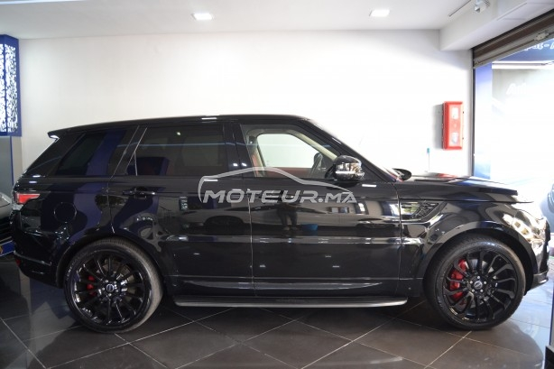 LAND-ROVER Range rover sport Autobiography occasion 998276