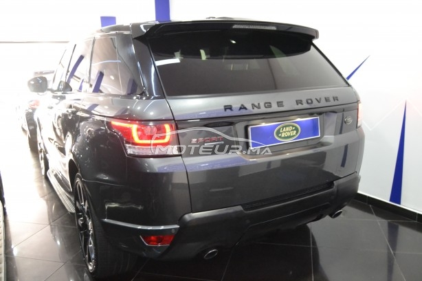 LAND-ROVER Range rover sport Finition autobiography occasion 1019166