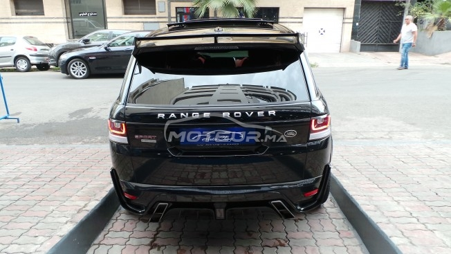 LAND-ROVER Range rover sport Supercharged v8 occasion 560435
