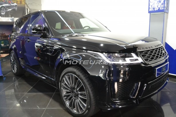 LAND-ROVER Range rover sport Autobiography dynamic plus occasion 922872