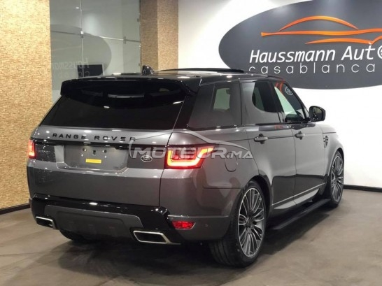 LAND-ROVER Range rover sport Autobiography occasion 738222