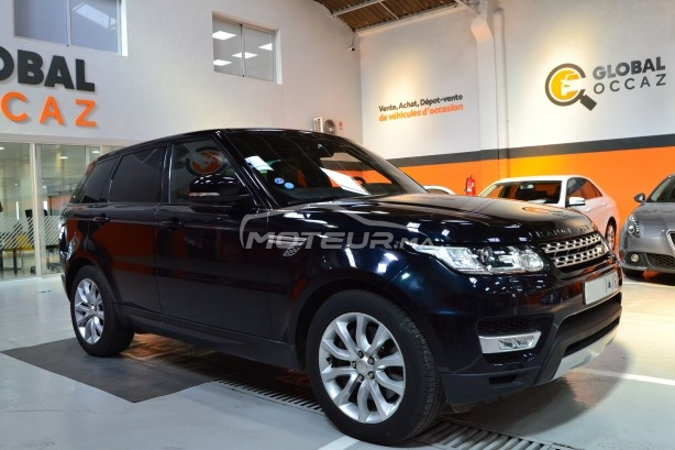 LAND-ROVER Range rover sport Hse v6 occasion 710491