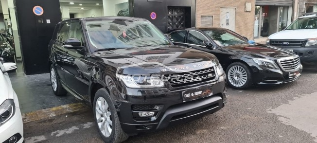 LAND-ROVER Range rover sport Hse sdv6 occasion