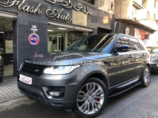 LAND-ROVER Range rover sport occasion