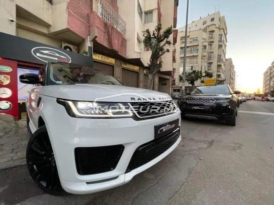 Voiture au Maroc LAND-ROVER Range rover sport V6 - 344833
