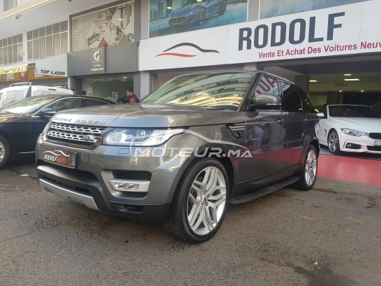 LAND-ROVER Range rover sport occasion 947307