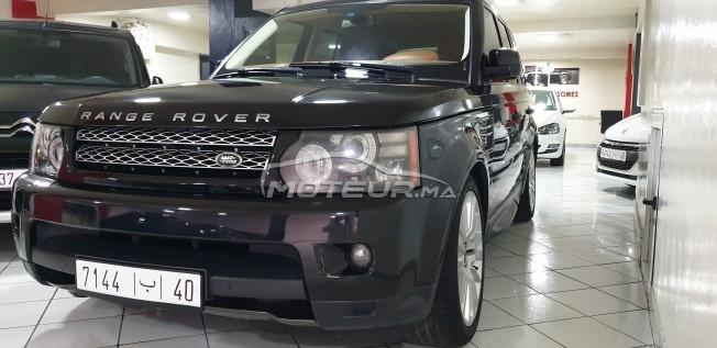 LAND-ROVER Range rover sport Tdv6 hse مستعملة