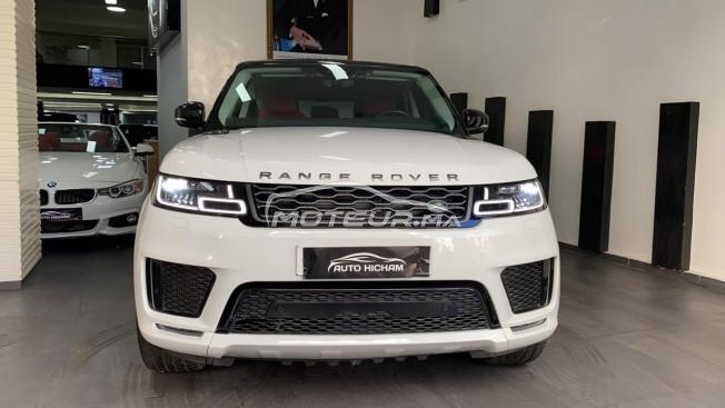 Voiture au Maroc LAND-ROVER Range rover sport - 306534