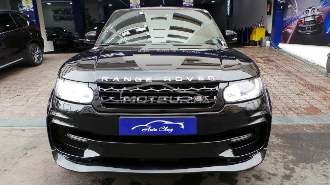 LAND-ROVER Range rover sport Supercharged v8 occasion 560436