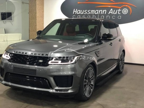 LAND-ROVER Range rover sport Autobiography occasion 738220