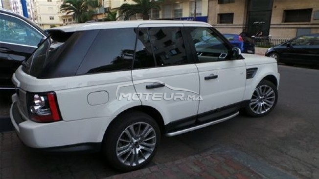 LAND-ROVER Range rover sport Hse occasion 584922