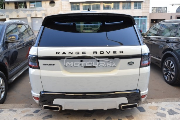 LAND-ROVER Range rover sport occasion 726605