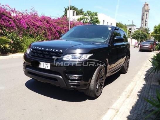 سيارة في المغرب LAND-ROVER Range rover sport Sdv6 autobiography 300 ch - 268218