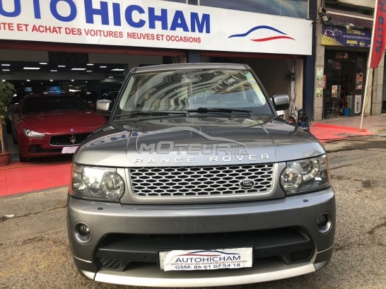 LAND-ROVER Range rover sport Autobiography occasion 542971