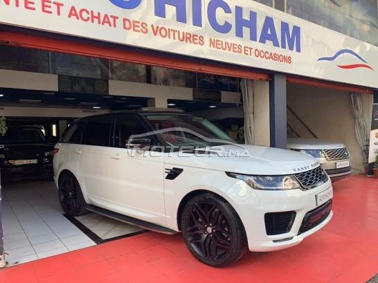 سيارة في المغرب LAND-ROVER Range rover sport V6 - 275473