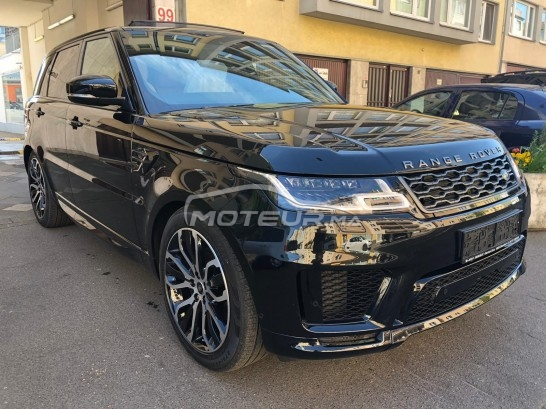LAND-ROVER Range rover sport Dyanmic occasion