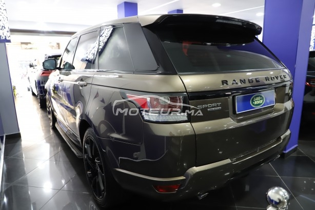 LAND-ROVER Range rover sport occasion 1204780