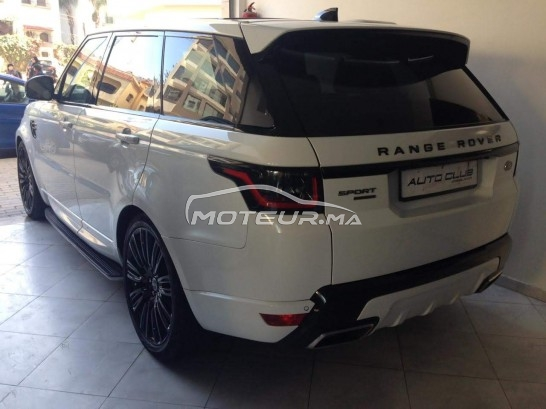LAND-ROVER Range rover sport occasion 933312
