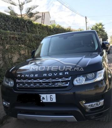 Voiture au Maroc LAND-ROVER Range rover sport - 255582