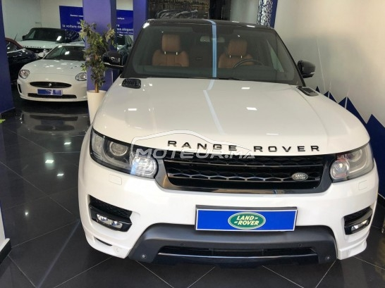 سيارة في المغرب LAND-ROVER Range rover sport Autobiography dynamic plus - 304105