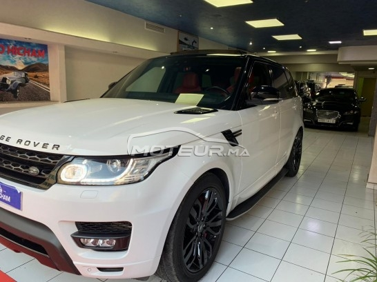 LAND-ROVER Range rover sport occasion 662402