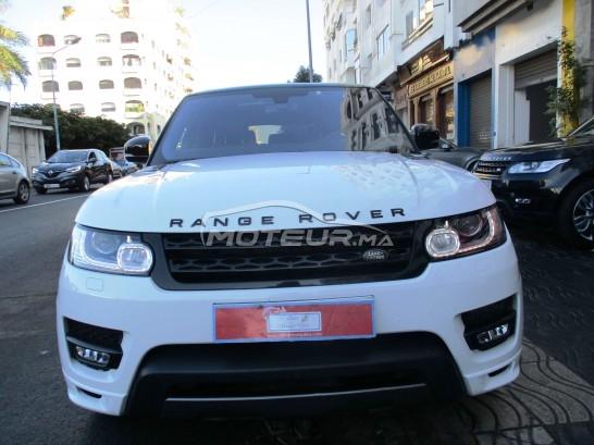 LAND-ROVER Range rover sport Autobiography مستعملة