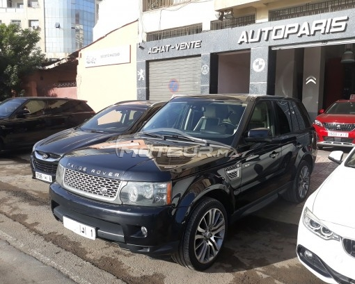 LAND-ROVER Range rover sport 3.0l autobiography occasion