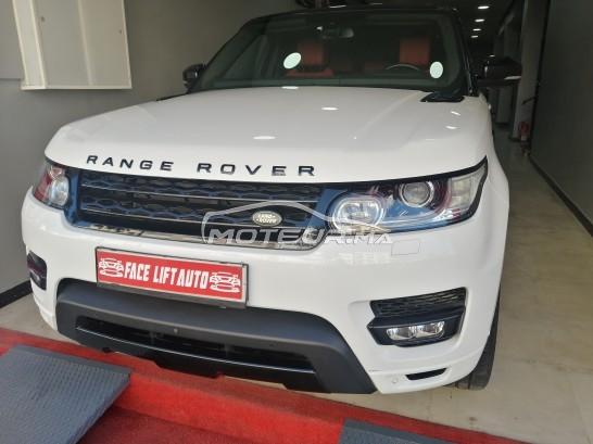 Acheter voiture occasion LAND-ROVER Range rover sport Dynamic au Maroc - 311950