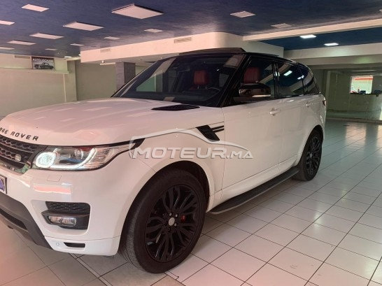 سيارة في المغرب LAND-ROVER Range rover sport Dynamic - 267748