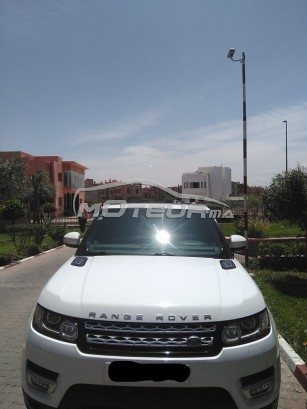 Voiture au Maroc LAND-ROVER Range rover sport autobiography - 215080