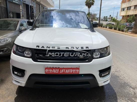 سيارة في المغرب LAND-ROVER Range rover sport Autobiography - 316914