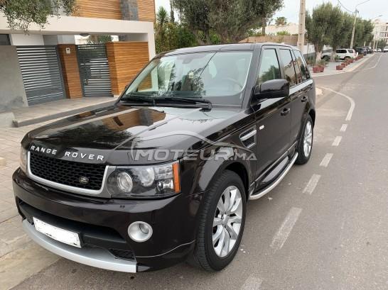 Voiture Land rover Range rover sport 2012 à agadir  Diesel