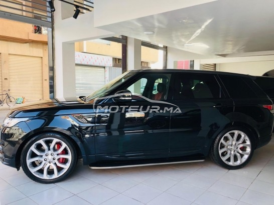 LAND-ROVER Range rover sport Autobiography occasion 1021796