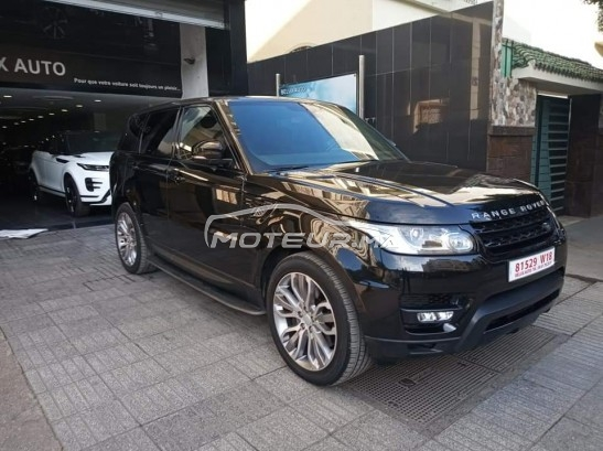 LAND-ROVER Range rover sport Dynamic occasion
