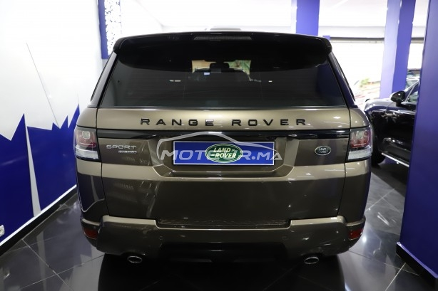 LAND-ROVER Range rover sport occasion 1204778
